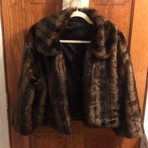 Jackets & Blazers - Fabulous Faux Fur Bad Babe Coat